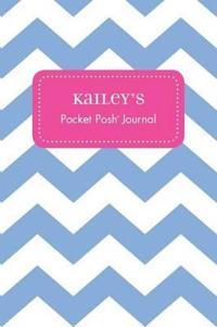 Kailey's Pocket Posh Journal, Chevron
