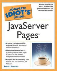 The Complete Idiot's Guide to Javaserver Pages