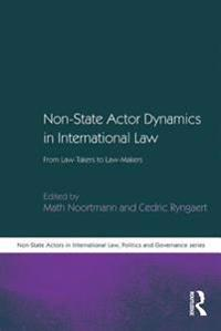 Non-State Actor Dynamics in International Law