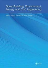 Green Building, Environment, Energy and Civil Engineering