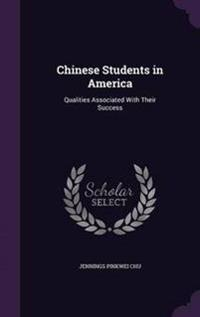 Chinese Students in America