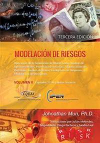 Modelacion de Riesgos (Tercera Edicion, Vol. 2): Aplicacion de La Simulacion de Monte Carlo, Analisis de Opciones Reales, Pronostico Estocastico, Opti