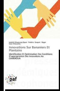 Innovations Sur Bananiers Et Plantains