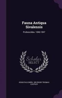 Fauna Antiqua Sivalensis