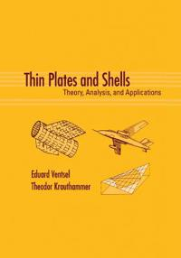 Thin Plates and Shells