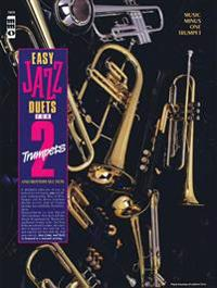Easy Jazz Duets for Two Trumpets and Rhythm Section with CD (Audio)