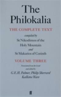 Philokalia Vol 3