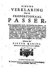 Nieuwe Verklaring Over de Proportianaal Passer