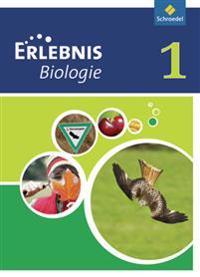 Erlebnis Biologie 1. Schülerband. Realschule. Nordrhein-Westfalen