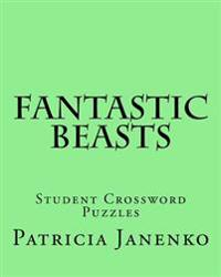Fantastic Beasts: Student Crossword Puzzles