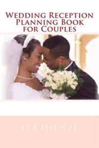 Wedding Reception Planning Book for Couples