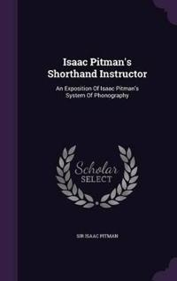 Isaac Pitman's Shorthand Instructor
