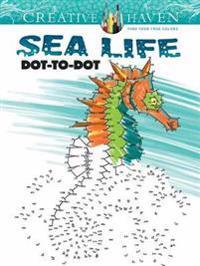 Sea Life Dot-to-Dot