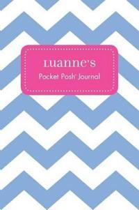 Luanne's Pocket Posh Journal, Chevron