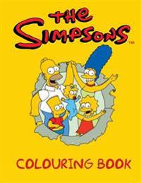The Simpsons Colouring Book: A Great Simpsons Colouring Book for Kids. an A4 50 Page Book Full Off Simpson Images to Colour. Great for Kids Aged 3+