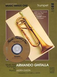 Music for Trumpet & Piano with CD (Audio)