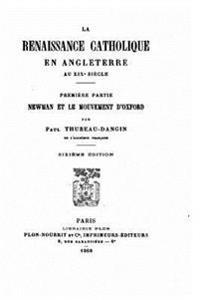 La Renaissance Catholique En Angleterre Au Xixe Siecle