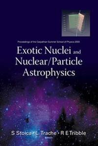 Exotic Nuclei and Nuclear/Particle Astrophysics