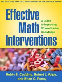 Effective Math Interventions