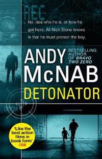 Detonator - (nick stone thriller 17)