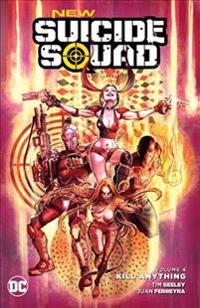 New Suicide Squad 4