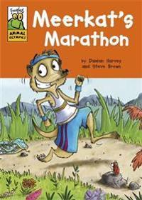 Froglets: Animal Olympics: Meerkat's Marathon