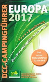 DCC-Campingführer Deutschland/Europa 2017
