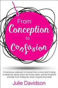 From Conception to Confusion: A Humorous Collection of Stories from a Mom Who's Trying to Keep Her Sanity Intact, Her House Clean, and Her Husband a
