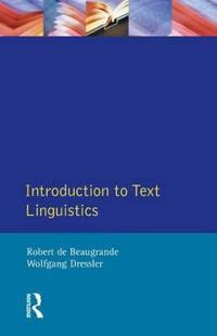 Introduction to Text Linguistics