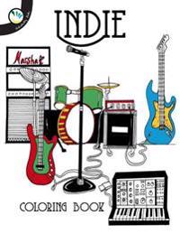 Indie Coloring Book