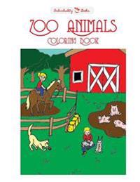 Zoo Animals Coloring Book