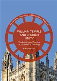 William Temple and Church Unity