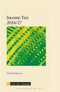 Income Tax 2016/17