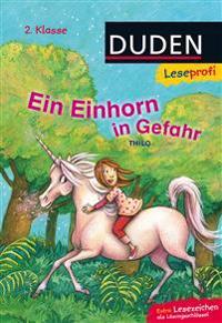 Leseprofi - Ein Einhorn in Gefahr, 2. Klasse