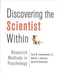 Discovering the Scientist Within & Launchpad Solo for Research Methods (Six Month Online)