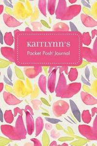 Kaitlynn's Pocket Posh Journal, Tulip