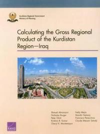 Calculating the Gross Regional Product of the Kurdistan Region - Iraq