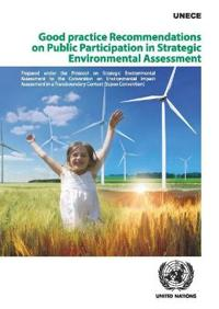 Good Practice Recommendations on Public Participation in Strategic Environmental Assessment Prepared Under the Protocol on Strategic Environmental