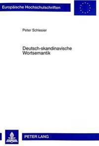 Deutsch-Skandinavische Wortsemantik