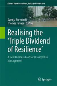 Realising the 'Triple Dividend of Resilience'