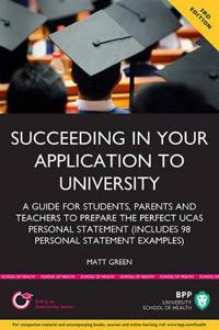 Succeeding in Your Application