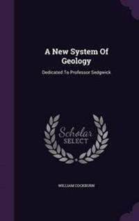 A New System of Geology