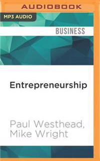 Entrepreneurship: A Very Short Introduction