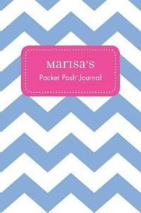 Marisa's Pocket Posh Journal, Chevron