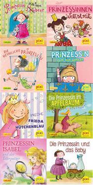 Pixi-Serie Nr. 241: Pixis starke Prinzessinnen. 64 Exemplare
