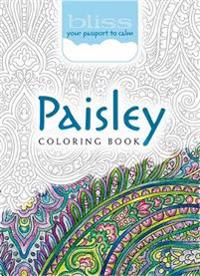 Paisley Coloring Book