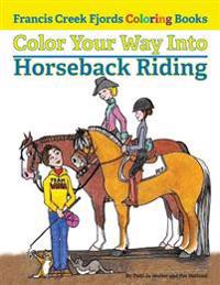 Color Your Way Into Horseback Riding