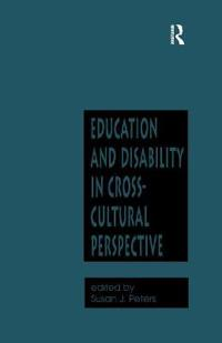 Education and Disability in Cross-Cultural Perspective
