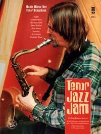 Tenor Jazz Jam, Tenor Sax