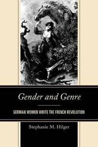Gender & Genre: German Women Wrpb